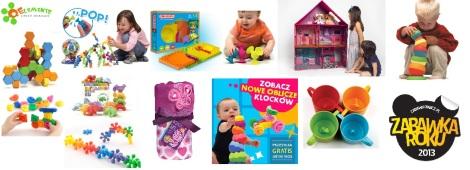 klocki gwiazdki, zabawki edukacyjne