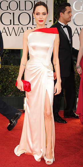 Golden Globe Angelina Jolie