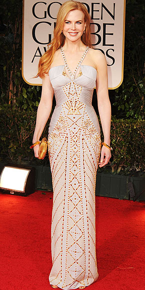 Golden Globe Nicole Kidman