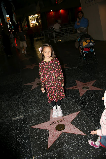 Aleja Gwiazdk Los Angeles
