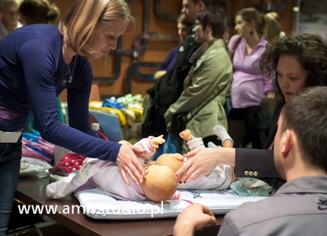 ciąża, niemowlę, warsztaty, pielęgnacja noworodka