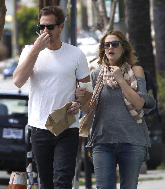 Drew Barrymore w ciąży