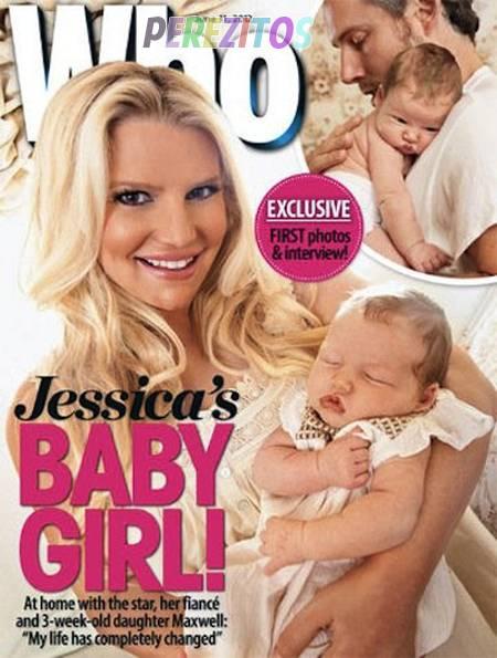 Jessica Simpson dziecko