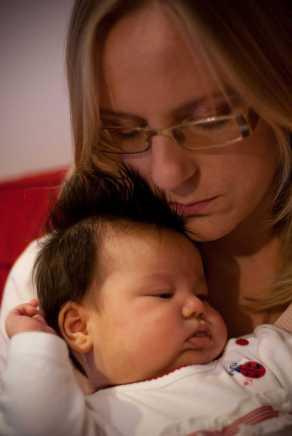 sposoby na płacz niemowlaka zdjęcie