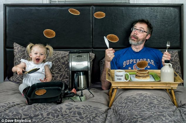 niewlak je śniadanie