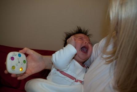 płaczące dziecko zdjęcie