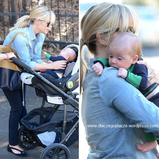 syn Reese Witherspoon  zdjęcie niemowlę