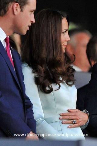 Kate Middleton w ciąży.