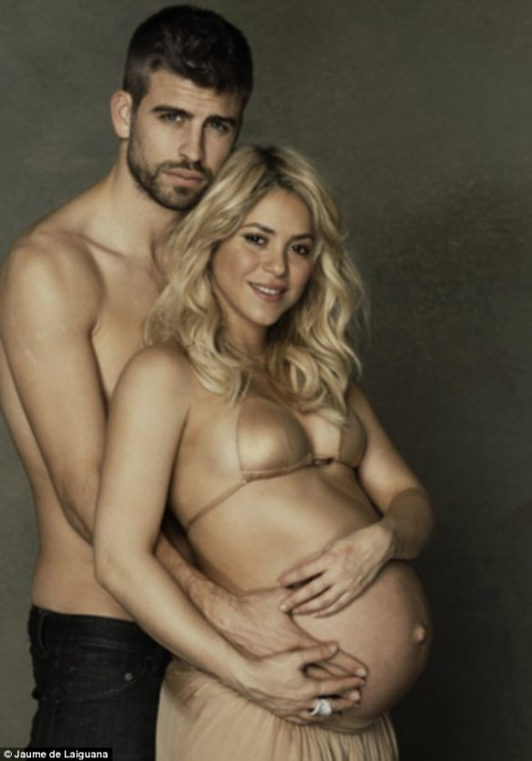 Shakira i Gerard Piqué