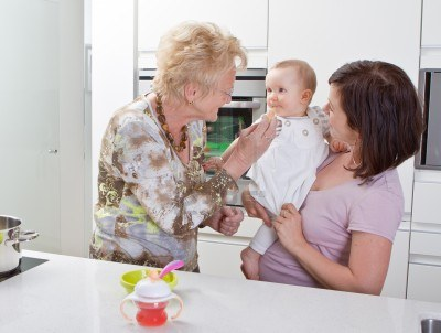 babcia pomoga