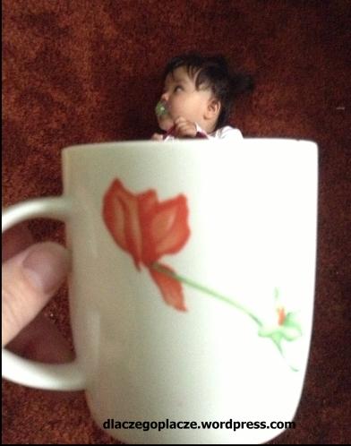 Kawa z Helenką była pyszna :)