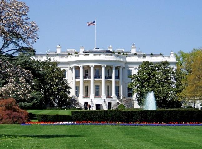 Biały Dom, Waszyngton DC, USA