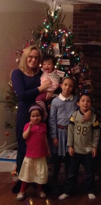 Helenka jak widać jest Einsteinem w rodzinie :)