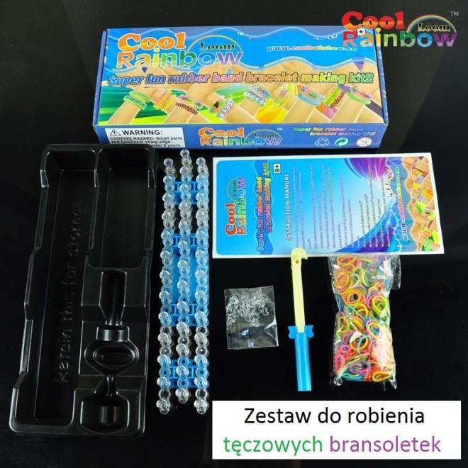Cool Rainbow Loom zestaw