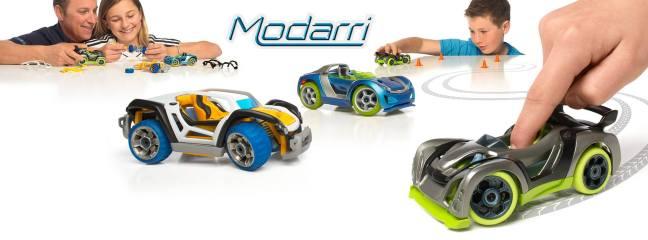 Wspaniała zabawka - samochodziki Modarri