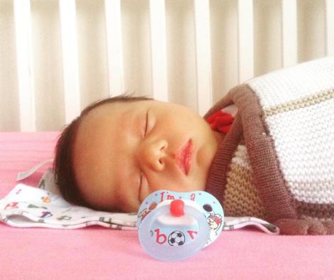 sposoby na sen niemowlaka
