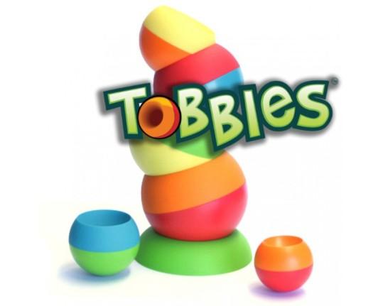Innowacyjne, nagradzane kule Tobbles