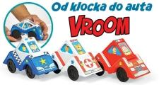 Samochodziki Vroom Blox